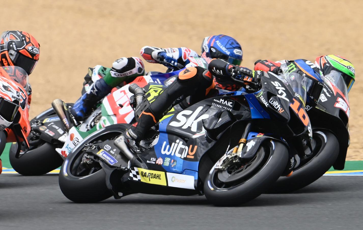 Miller Sharpens Pen On Motogp Extension As Ducati Mulls Visordown