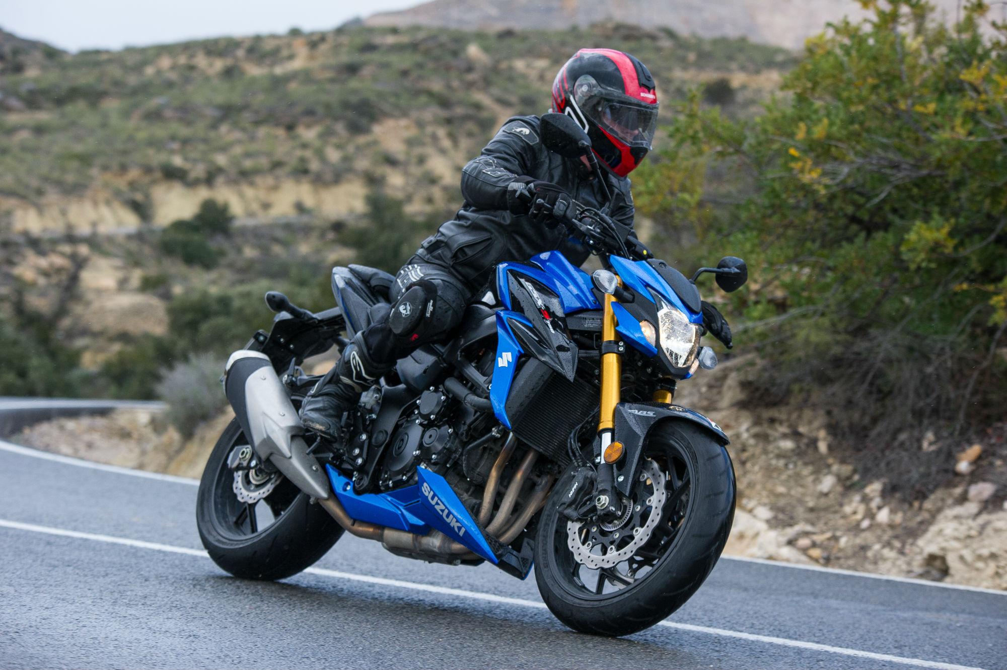 First ride: Suzuki GSX-S750 review, Suzuki GSX-S750 review