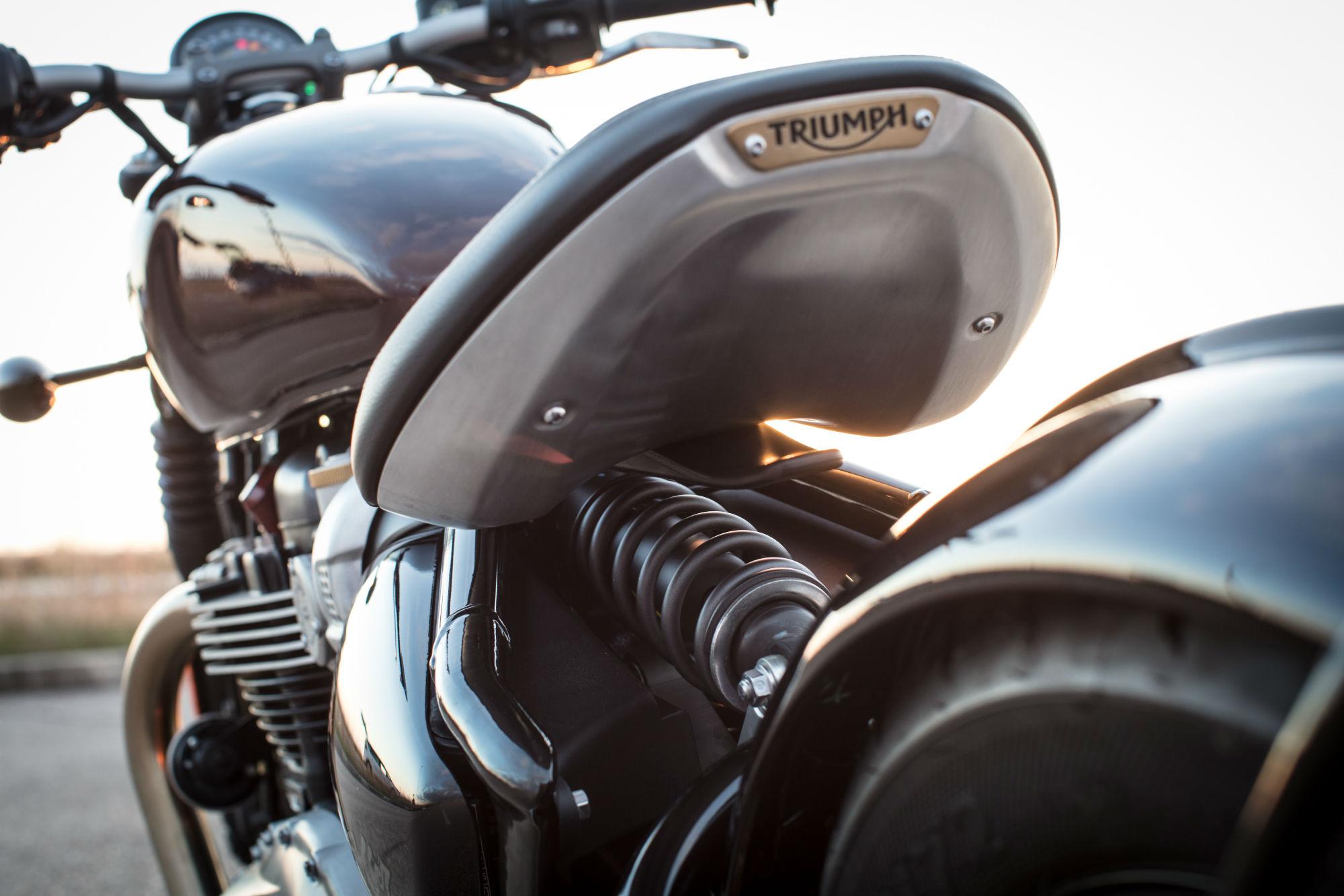 First ride: Triumph Bonneville Bobber review