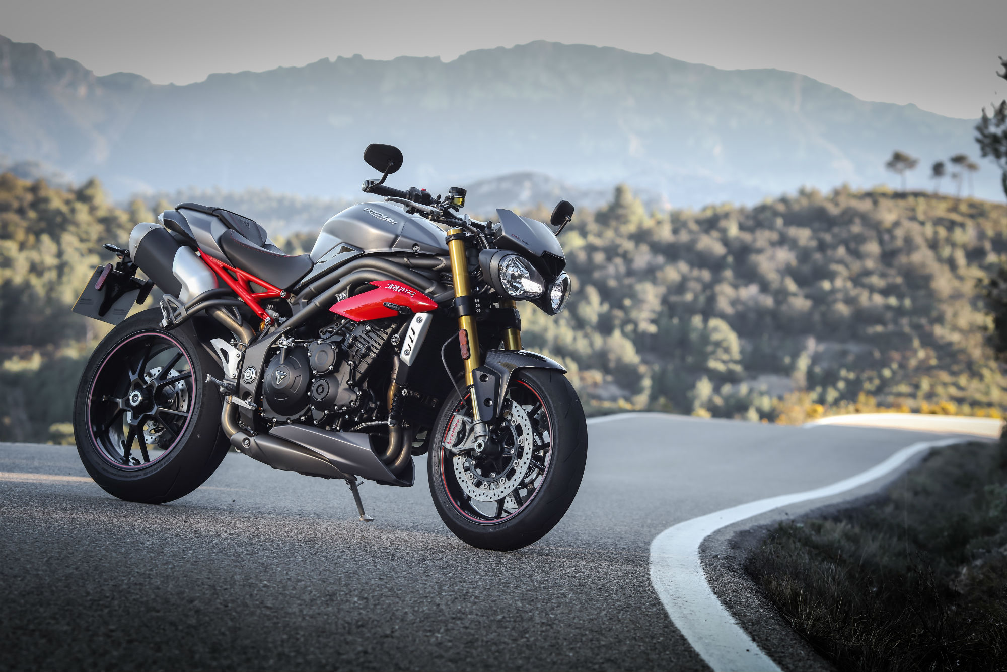 Triumph issues recall on Speed Triple R and S models