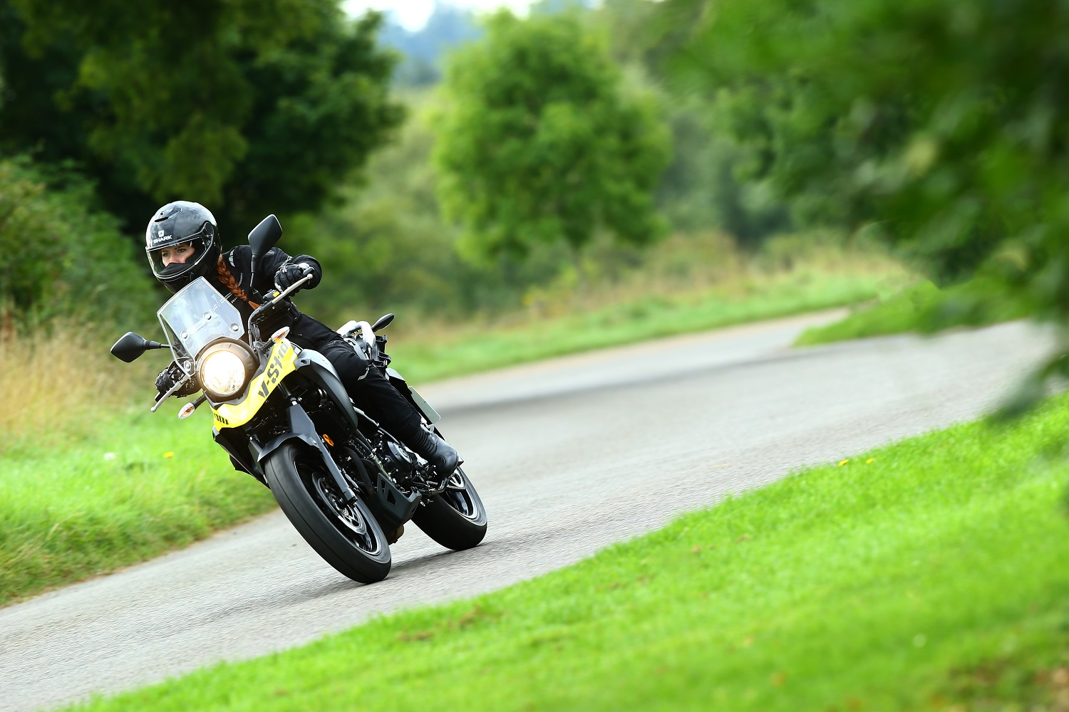 First ride: Suzuki V-Strom 250 review