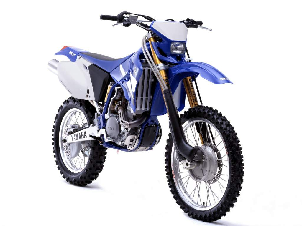Yamaha WRF450 2Trac