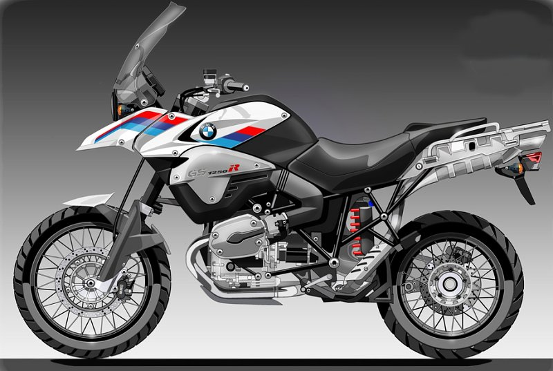 bmw r1250gs could this replace the r1200gs visordown. Black Bedroom Furniture Sets. Home Design Ideas