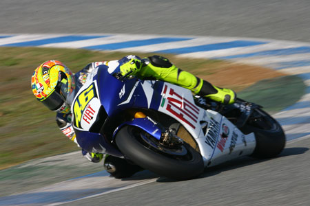 Valentino Rossi History and Facts