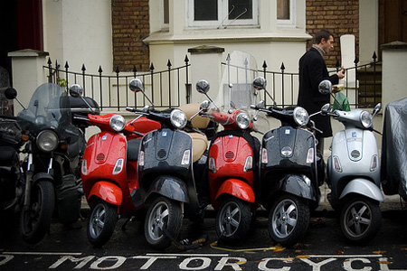 Bikers vow to continue parking charge fight