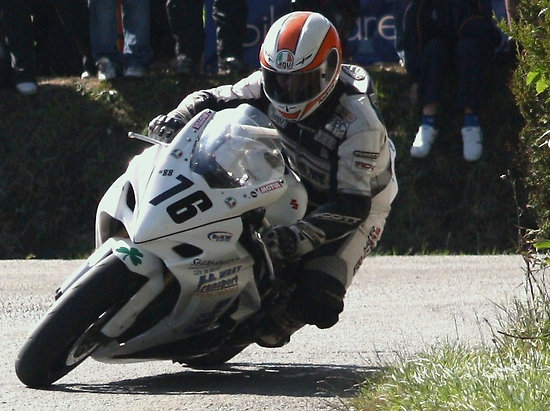 Racers' mechanic killed in road accident
