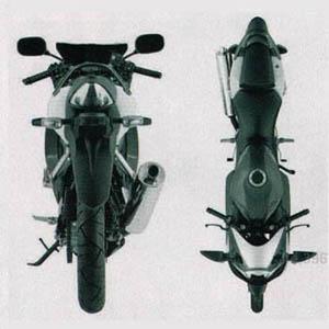 2010 Suzuki GSX-R125 revealed!