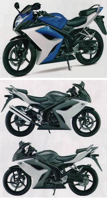 2010 Suzuki GSX-R125 revealed!
