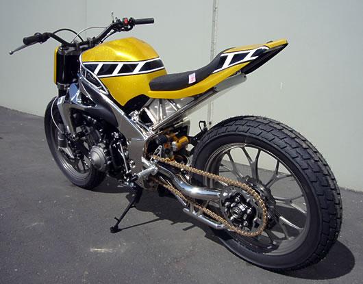 2009 Yamaha R1 Street Tracker