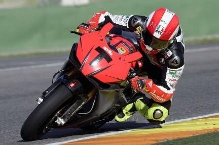 2009 WSB Imola Rider Comment