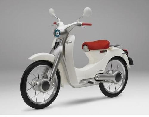 First Look: Honda EV-Cub 2WD