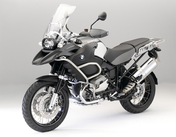 BMW R1200GS GS1200 Adventure and RT1200 launch