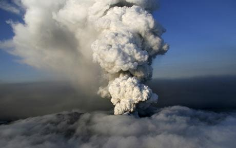 Icelandic Volcano 1 - 0 Yoshimura Suzuki