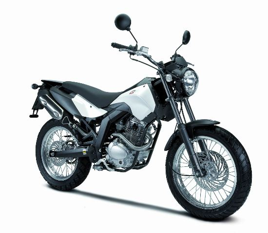 Derbi Cross City 125 (2009 - present)