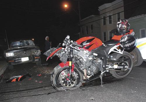 Study: 1-in-4 fatal or serious crashes involves a motorcyclist
