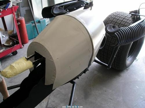 Batpod replica to be raffled