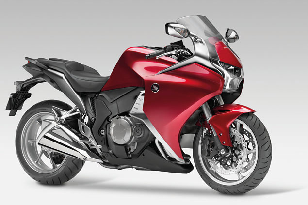 2010 Honda VFR1200F reviews and information