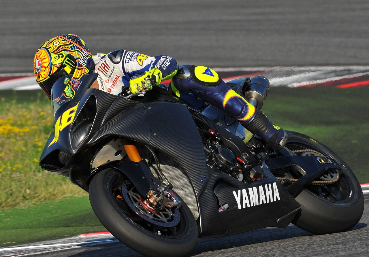 Valentino Rossi History and Facts | Visordown