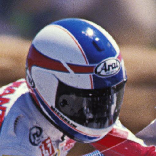 10 ageless GP racer helmet designs