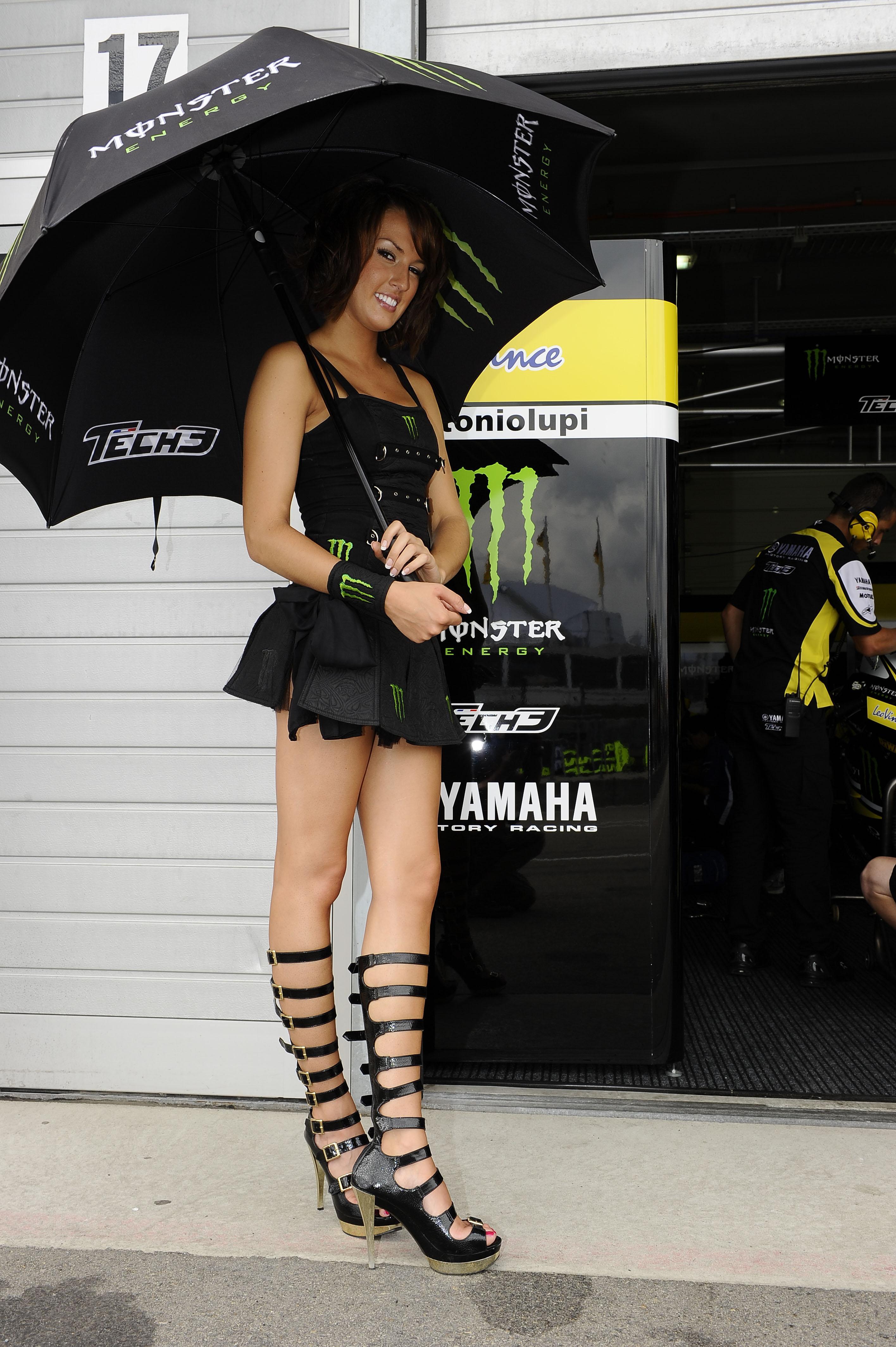 MotoGP Grid Girl Gallery, Sachsenring, G... | Visordown