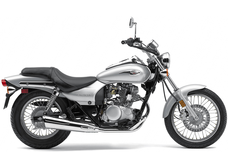 top 10 learner 125cc motorcycles 09 kawasaki eliminator. Black Bedroom Furniture Sets. Home Design Ideas