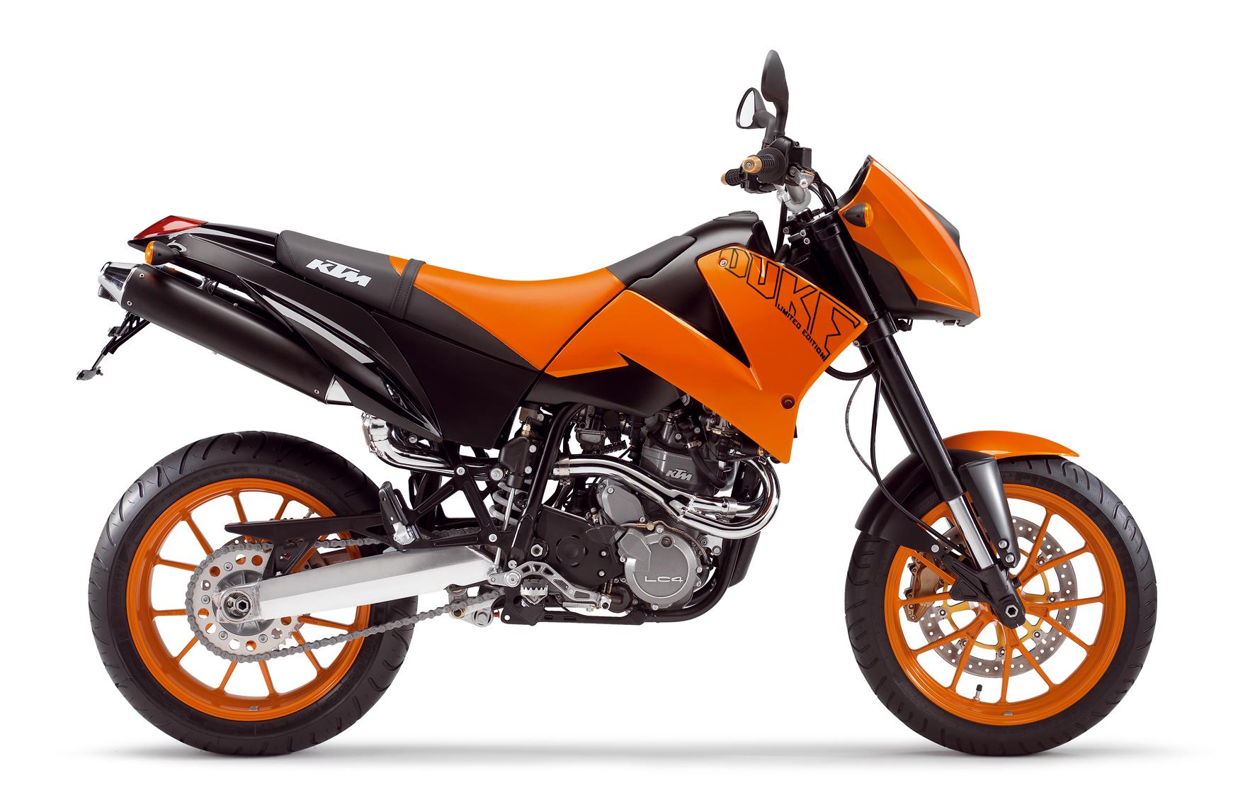KTM Duke II 640 (2000 - 2006)
