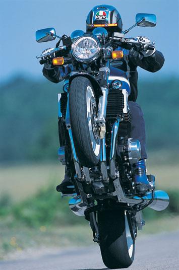 Used Test: Suzuki GSX1400 | Visordown