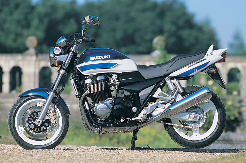 Used Test Suzuki Gsx1400 Visordown