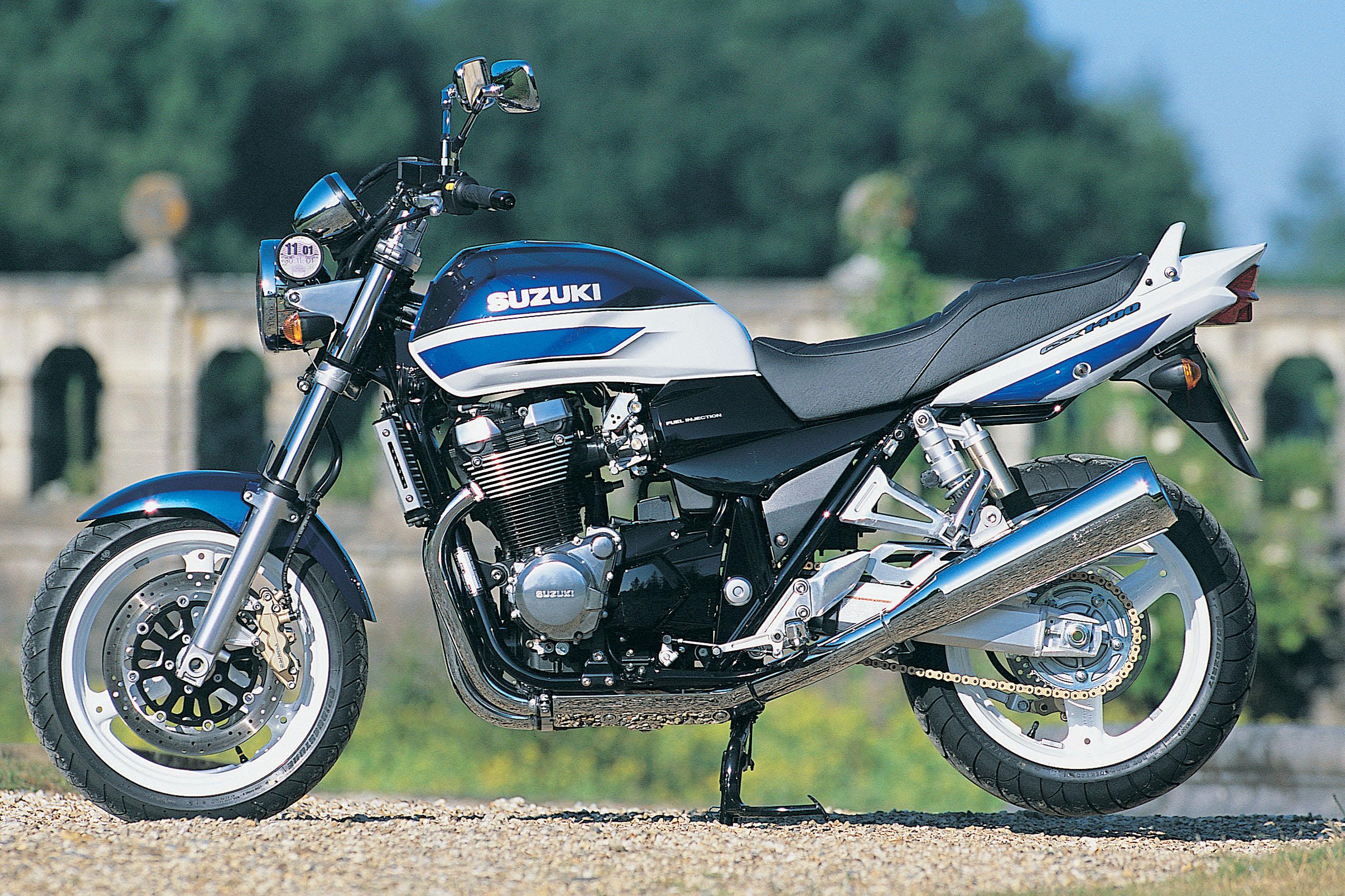 Suzuki Bandit Specs