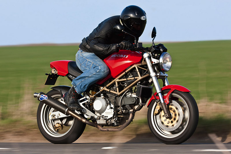 Ducati  Monster Review Road Test