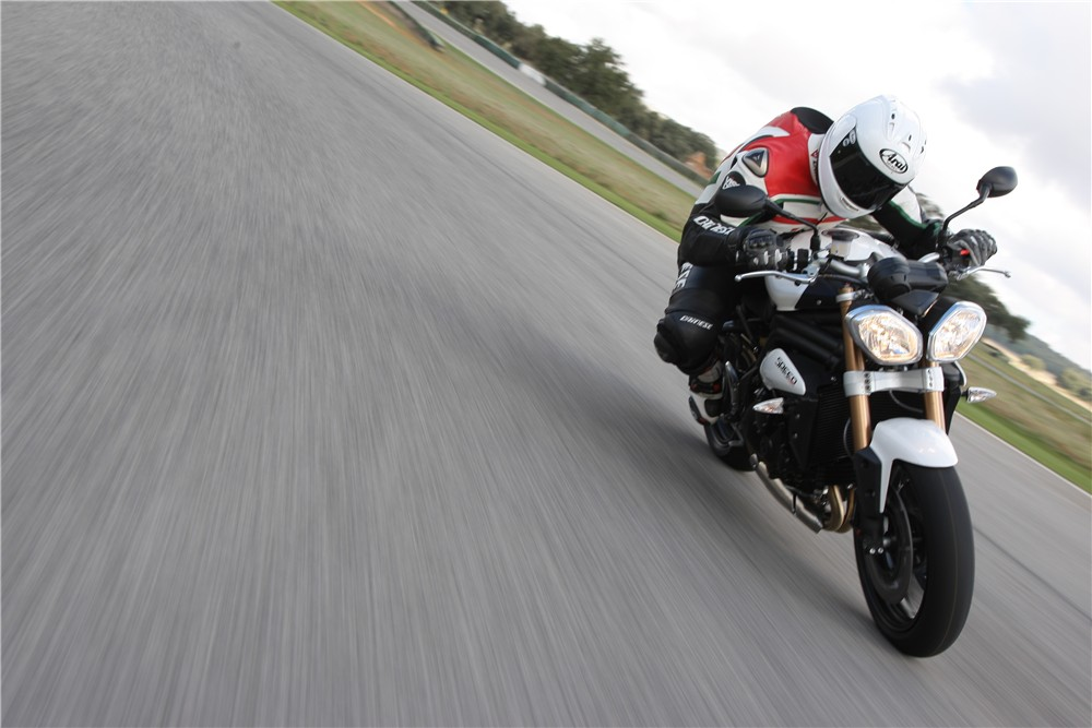 First Impressions: 2011 Triumph Speed Triple