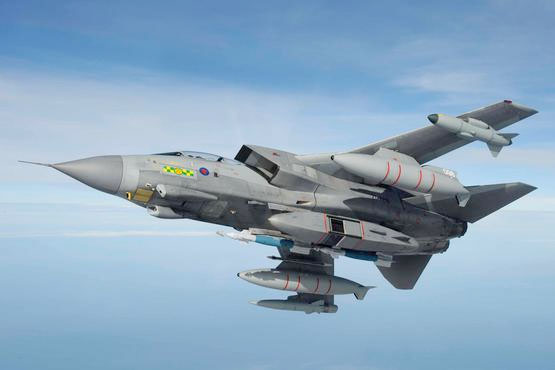 Reach for the sky - Whitham's Tornado ride