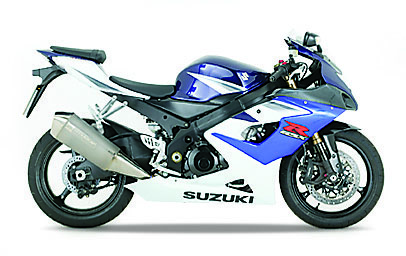 Living with a 2005 GSX-R1000 K5