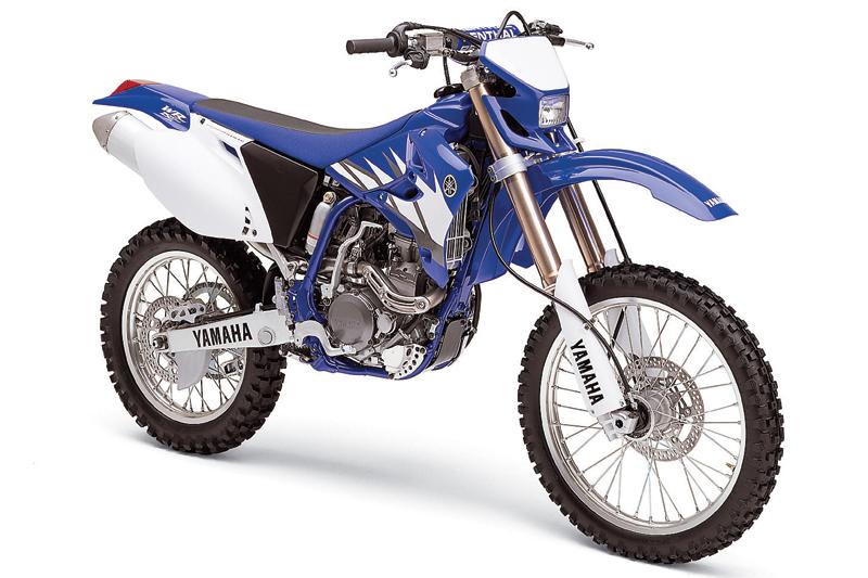Living with a Yamaha WR250F | Visordown
