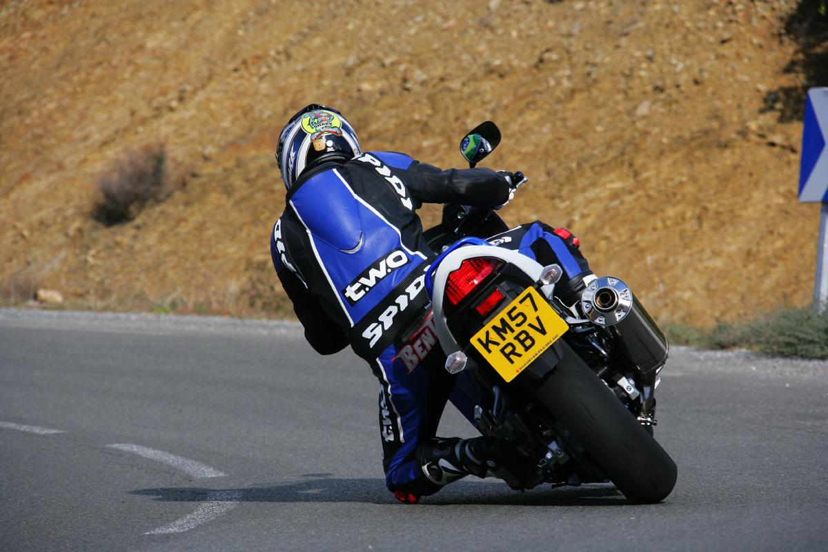 First Ride 2008 Suzuki Gsx650f Page 1 Visordown