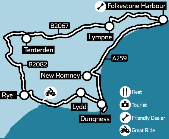 Reader's Rides: Folkestone Rumble