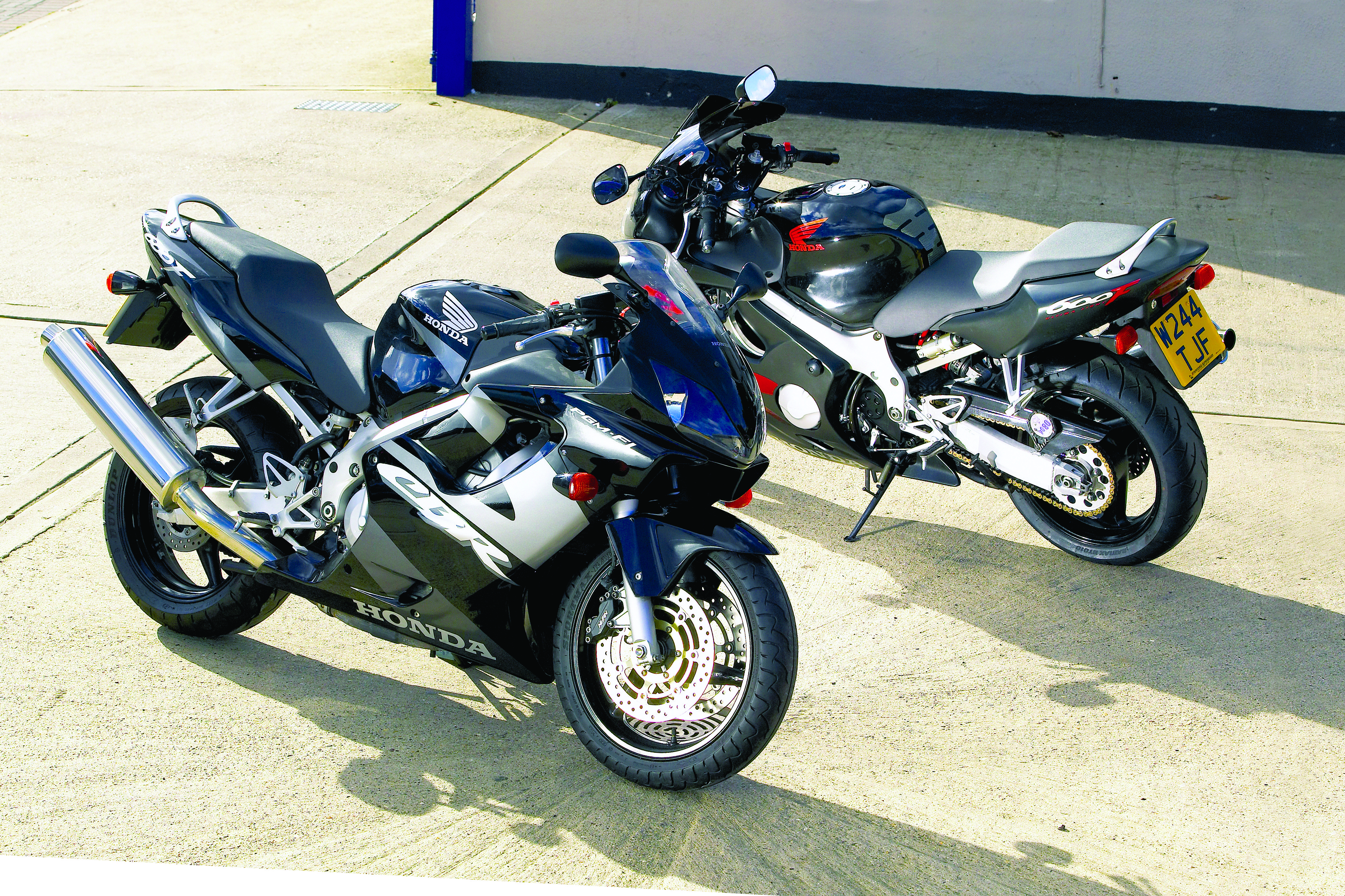 Used Review: Honda CBR600F 1999-2002