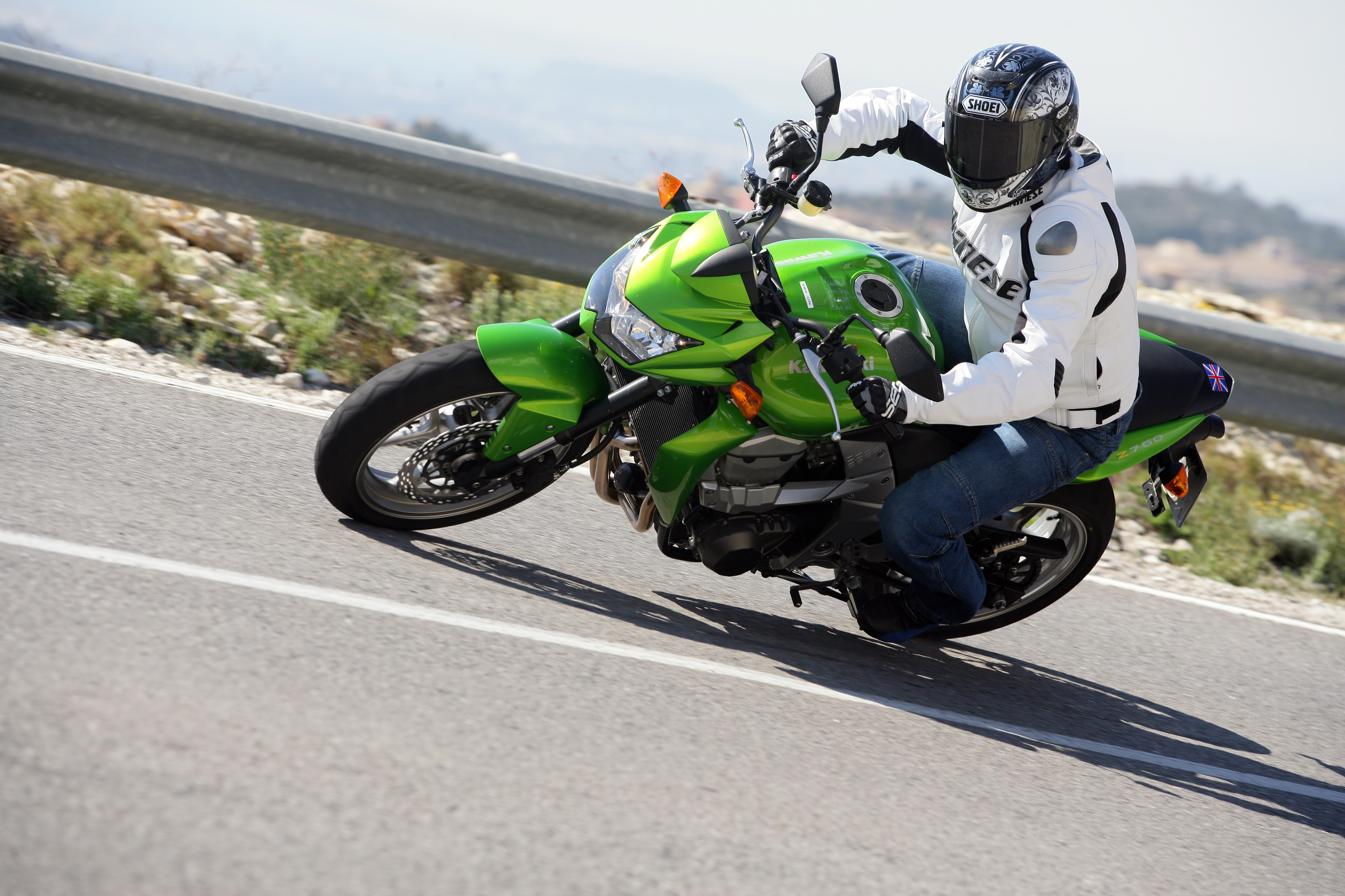 First Ride: 2007 Kawasaki Z750