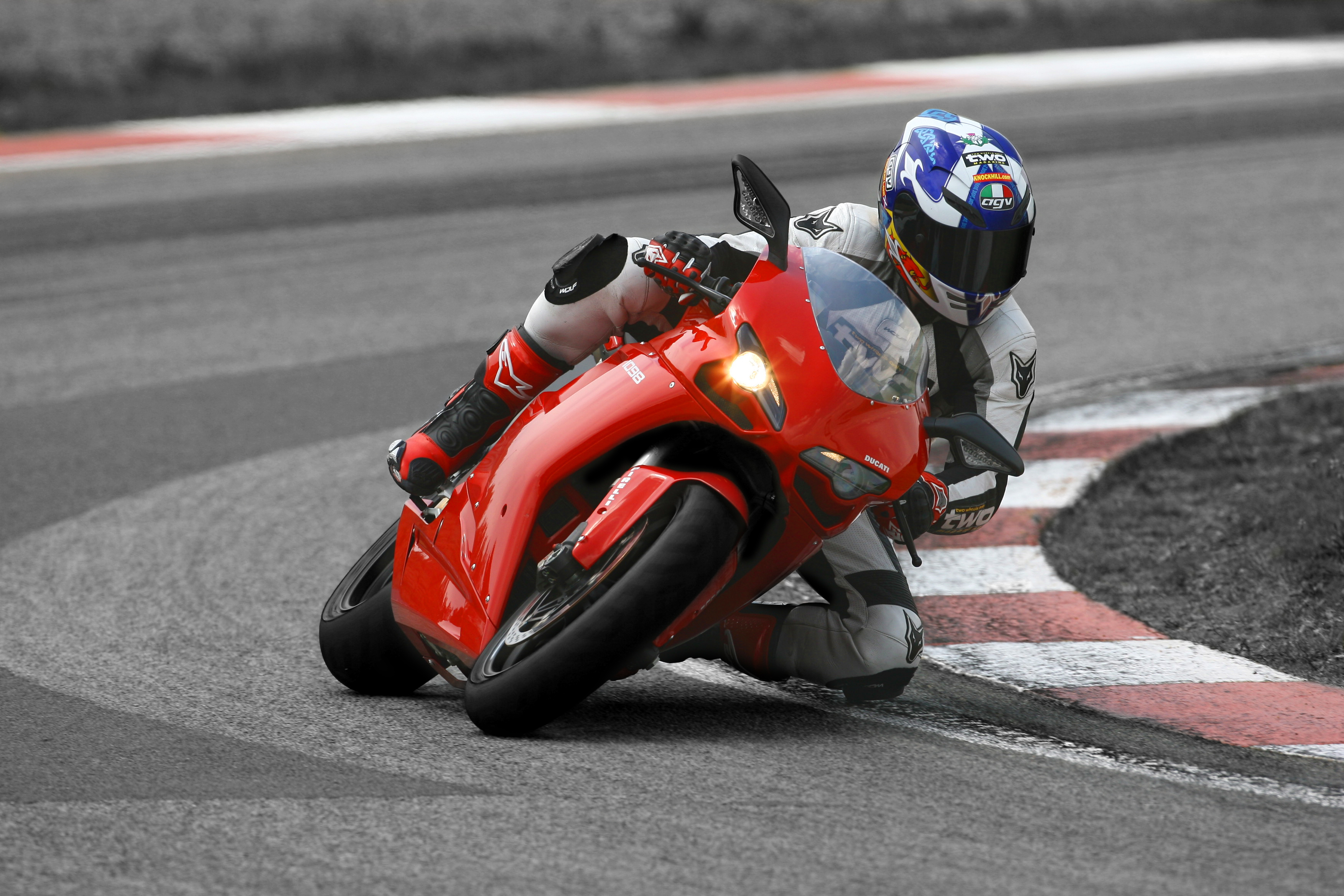First Ride: Ducati 1098 review