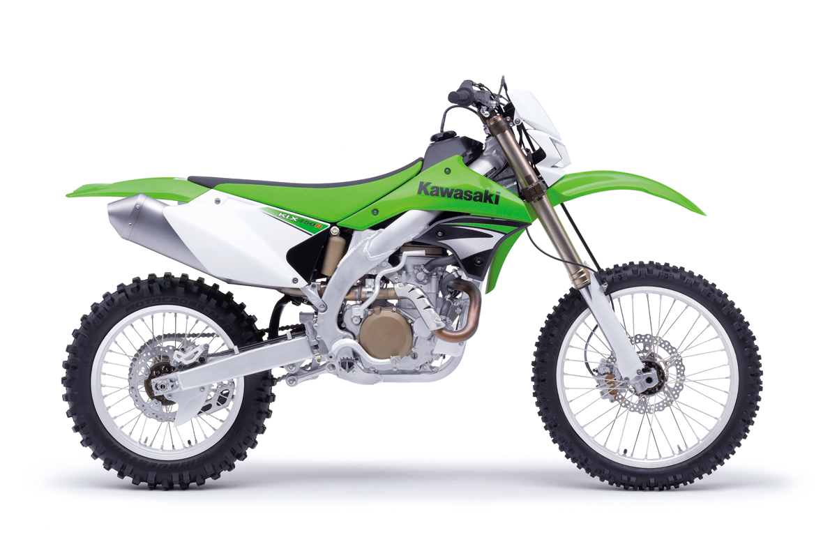 First Ride: 2008 KX Range