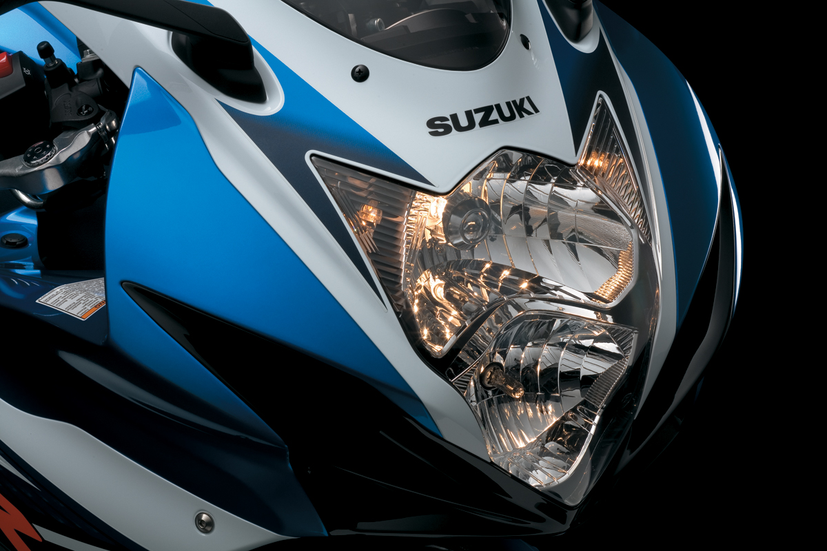 2011 Suzuki GSX-R600 Tech Spec