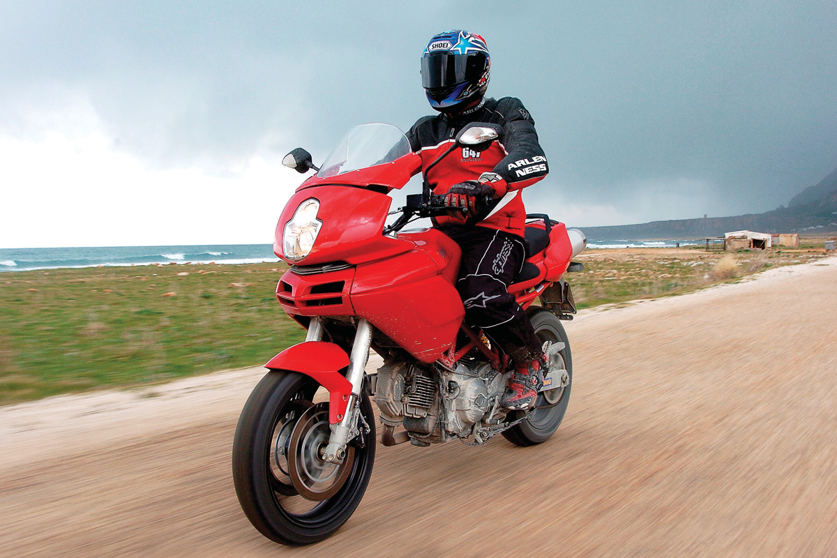 Second chance: Ducati Multistrada 620