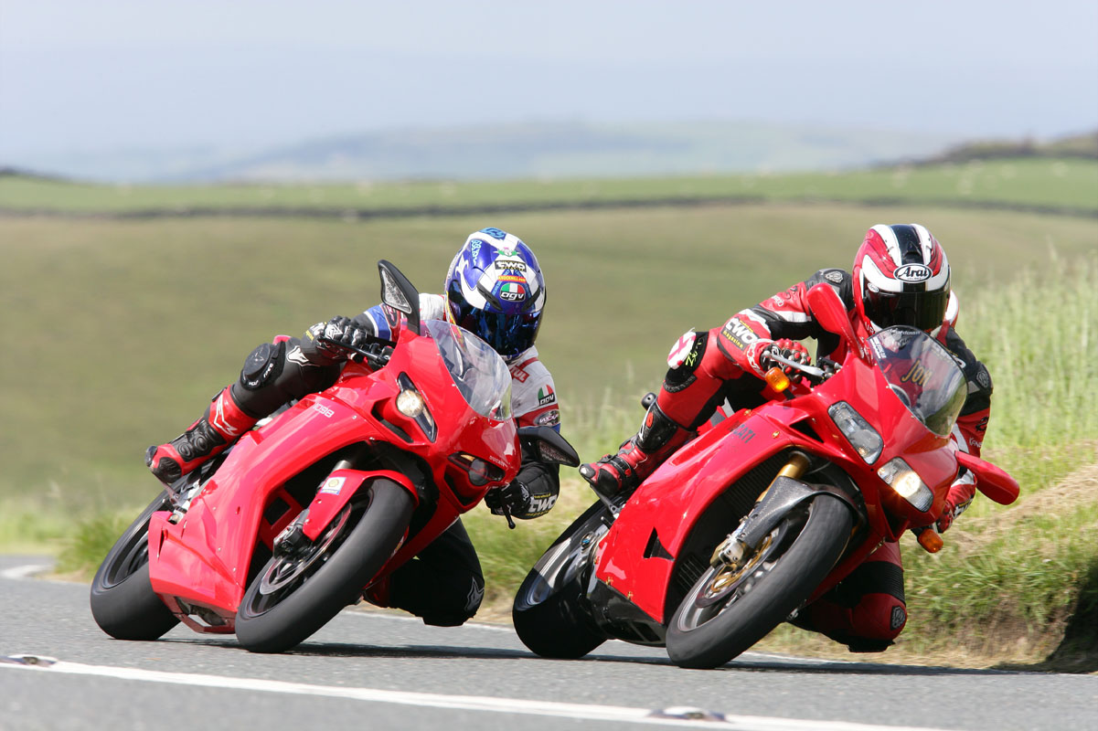 Splitting Heirs: Ducati 998 v 1098