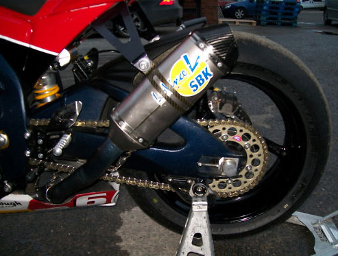 Ultimate Trackbike 2: Dunlop's GSX-R1000