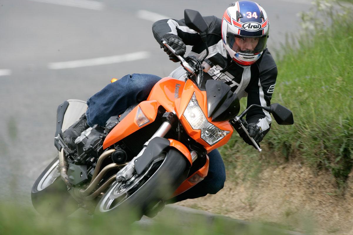 2007 Kawasaki Z1000 Review Visordown