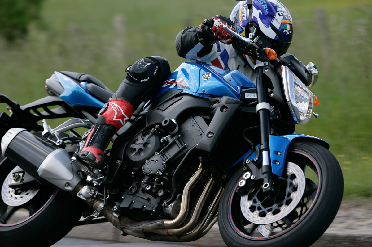 Road Test: 2007 Naked 1000's | Page 5 | Visordown