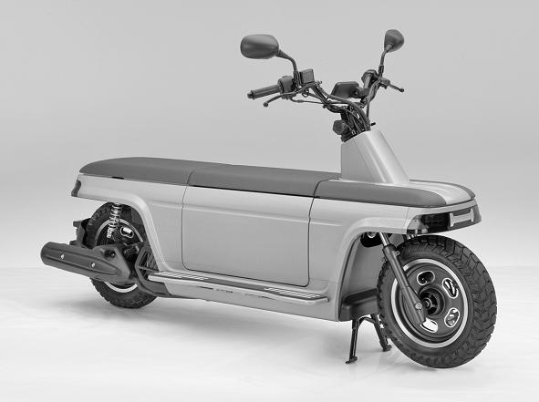 Motor Scooters Honda >> Return of the Honda Motocompo | Visordown