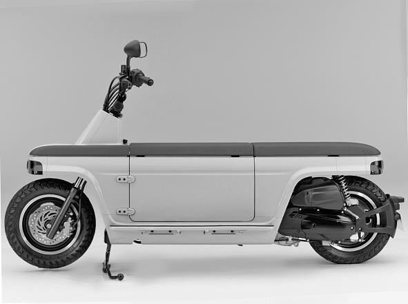 Return of the Honda Motocompo