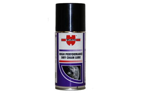 Wurth High Performance Dry Chain Lube