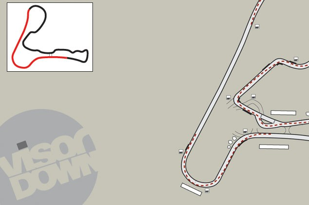 Uk Amp European Motorcycle Track Guide Visordown